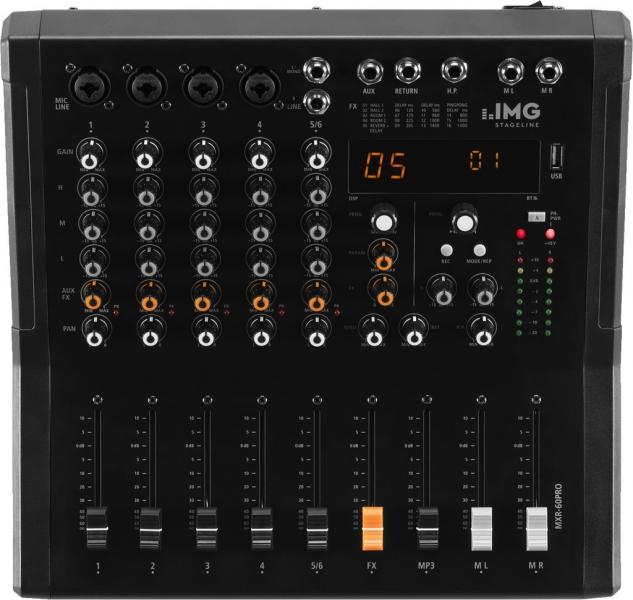 img Stage Line MXR-60PRO