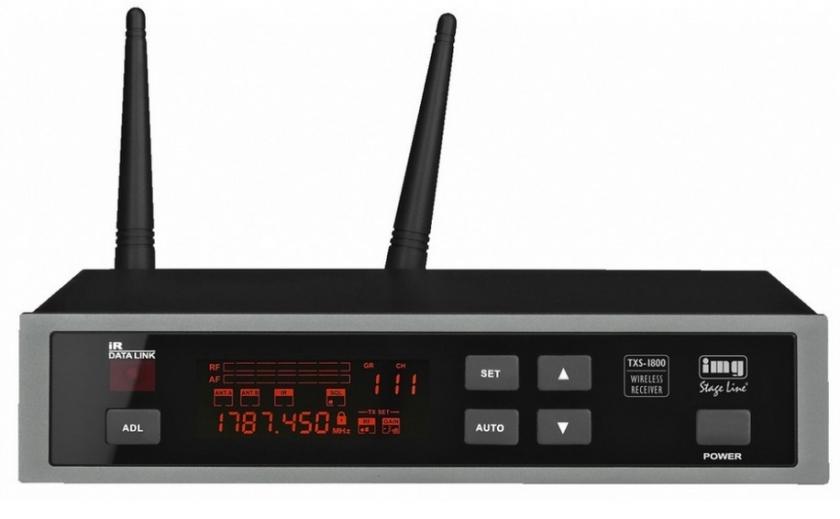 Receptor wireless Stage Line TXS 1800