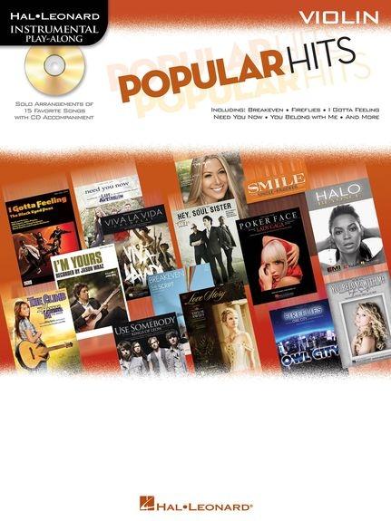 No brand Instrumental Play-Along: Popular Hits - Violin