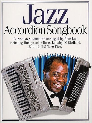 No brand Jazz Accordion Songbook