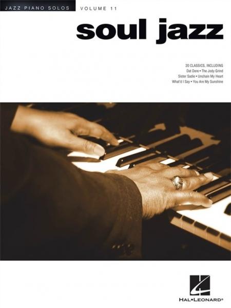 No brand Jazz Piano Solos Volume 11: Soul Jazz