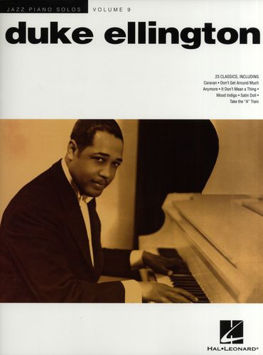 No brand JAZZ PIANO SOLOS VOLUME 9  DUKE ELLINGTON PF