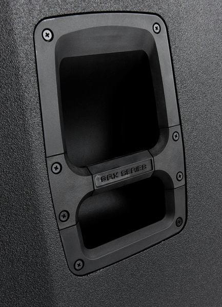 Boxa activa pe 3 cai si bass reflex JBL SRX 835P