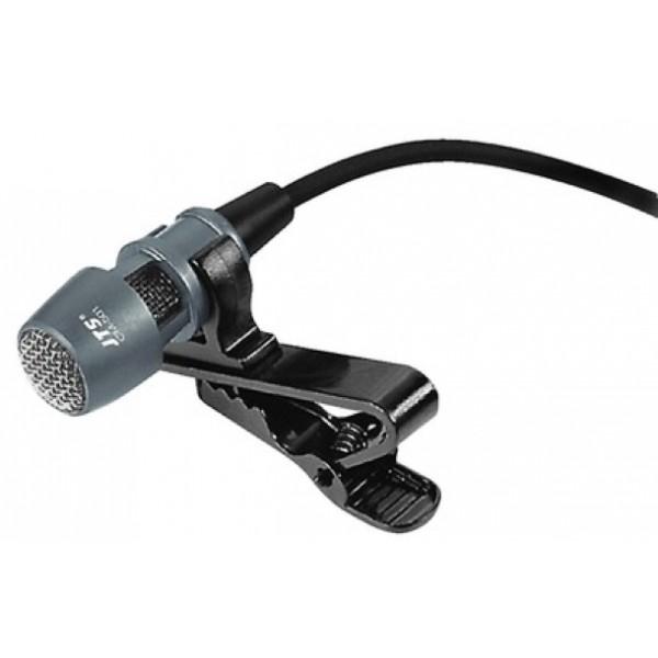 Emitator de buzunar cu microfon de tip lavaliera