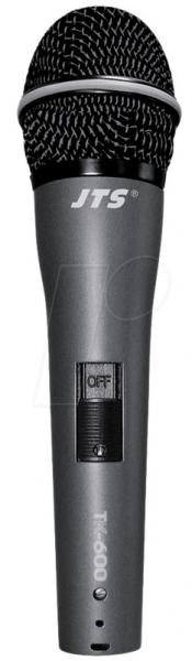 Microfon dinamic cardioid cu fir JTS TK 600