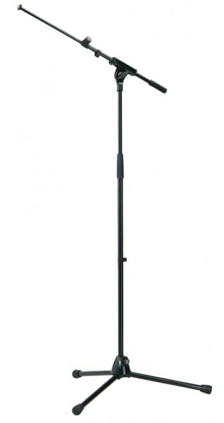 K&M 210/8 Black