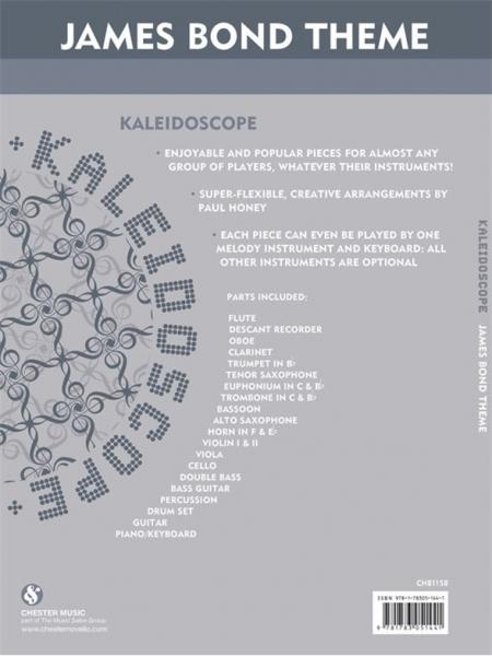 No brand Kaleidoscope: James Bond Theme (The James Bond Collection)
