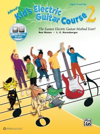 No brand Kids Electric Guitar Course 2