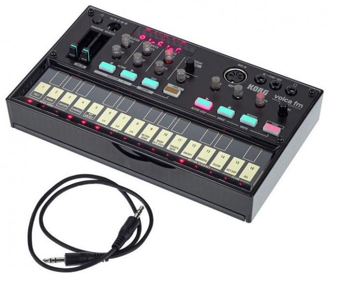 Mini-sintetizator analogic Korg Volca FM
