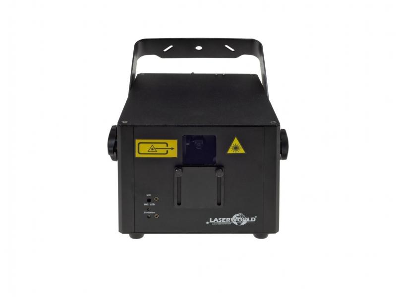 Laserworld CS-2000 RGB FX