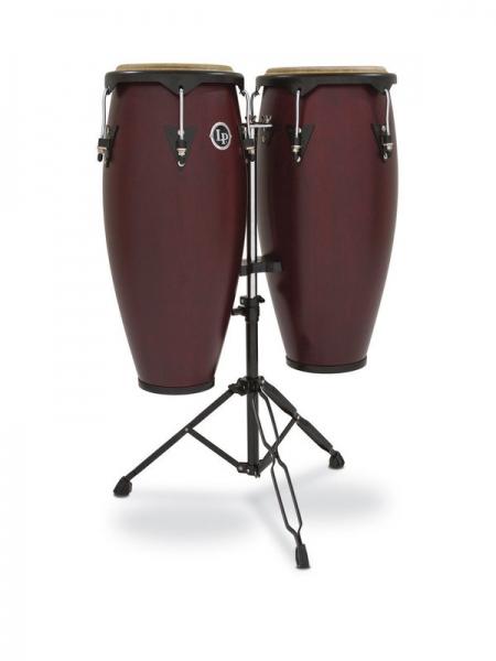 Latin Percussion Conga Set City LP646NY-DW