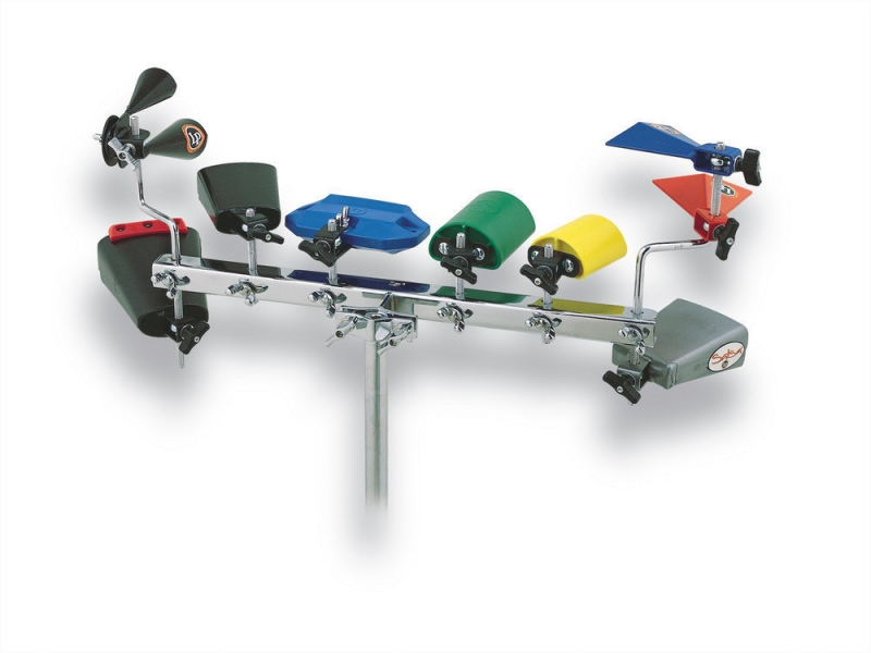 Rack pentru instrumente de percutie Latin Percussion Mount Percussion Rack