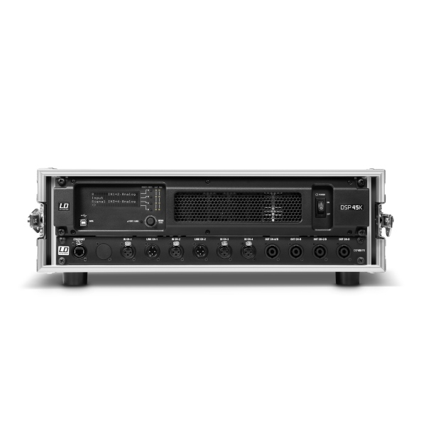 LD Systems DSP 45K Rack