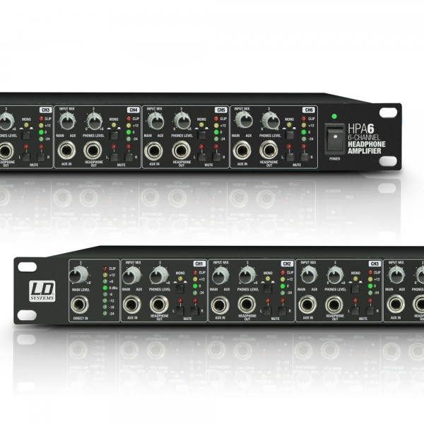 LD Systems HPA-6