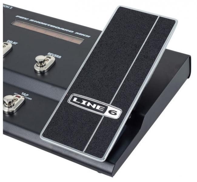 Pedalier / foot controller Line6 FBV Shortboard MK II