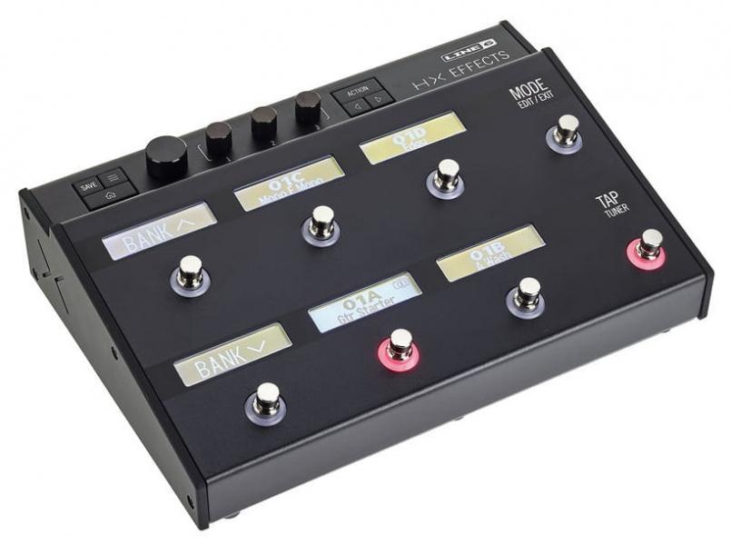 Procesor de chitara si bass Line6 HX Effects