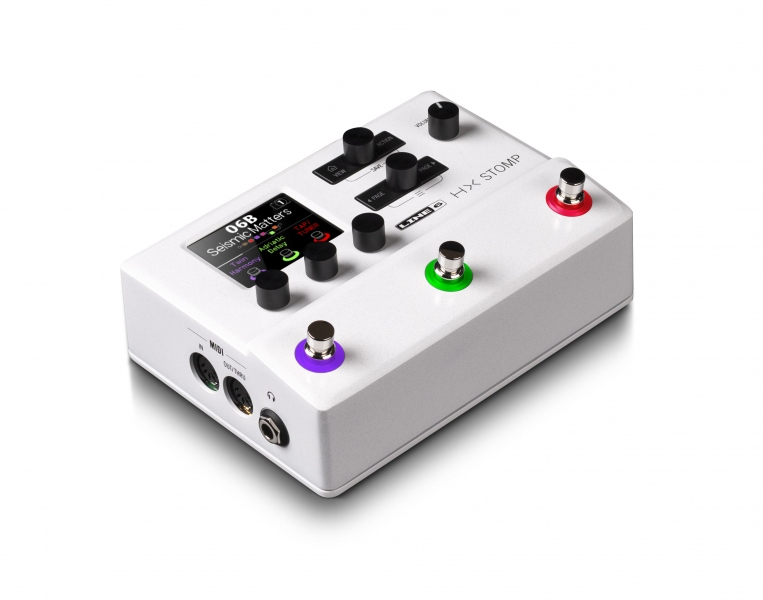 Line6 HX Stomp WH Limited Edition