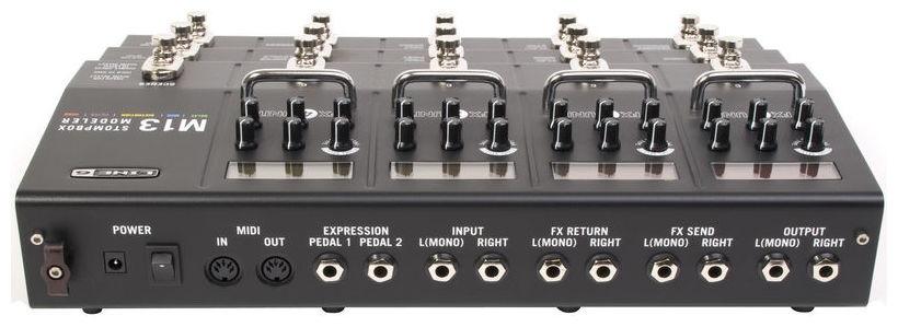 Multi-efect pentru chitara electrica Line6 M13 Stompbox