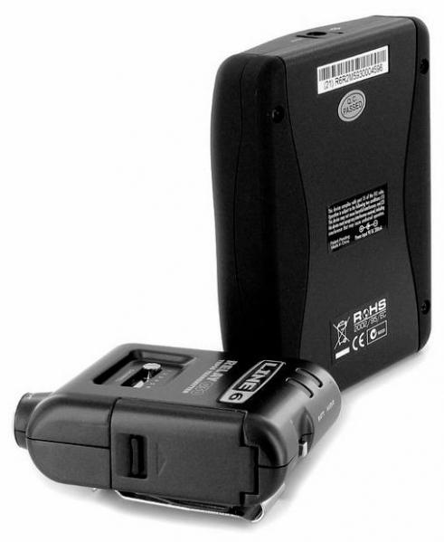 Sistem wireless pentru chitara si bass Line6 Relay G30