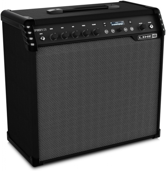 Combo pentru chitara electrica Line6 Spider V 120