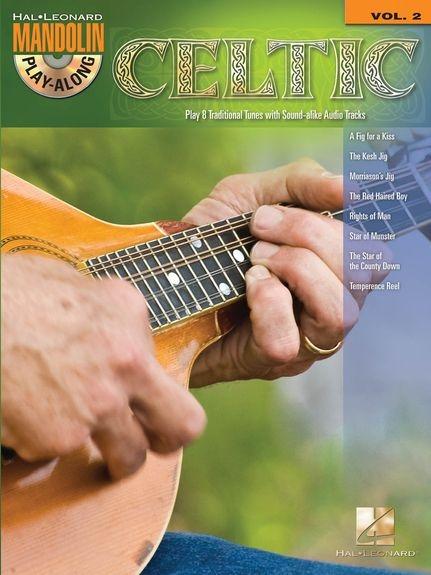 No brand Mandolin Play-Along Volume 2: Celtic