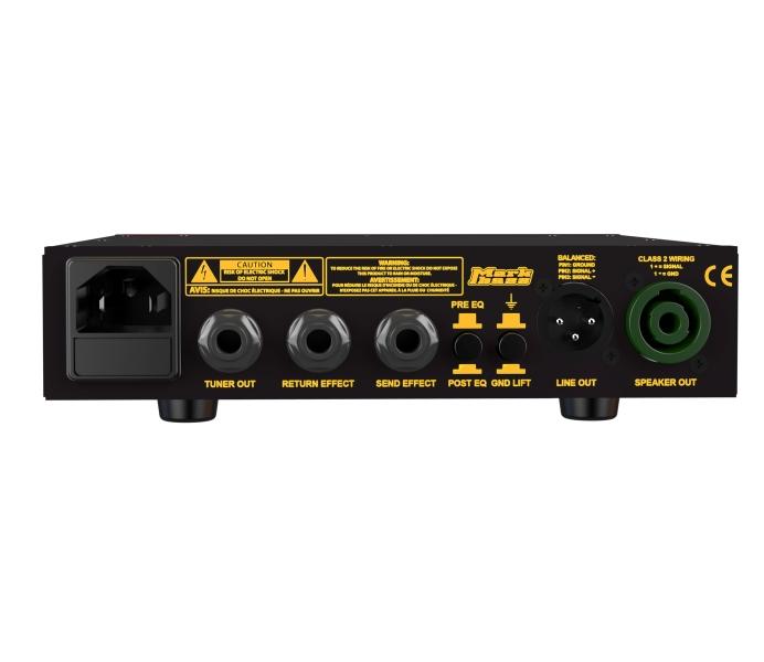 Amplificator pentru chitara bass Markbass Nano Mark 300 Head