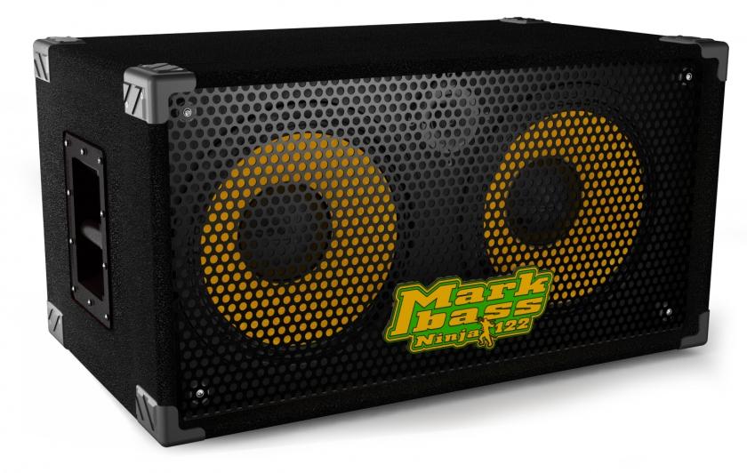 Cabinet de bass 2x12 Markbass New York 122 Ninja