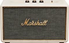 Boxa stereo activa cu conexiune Bluetooth Marshall Acton Cream