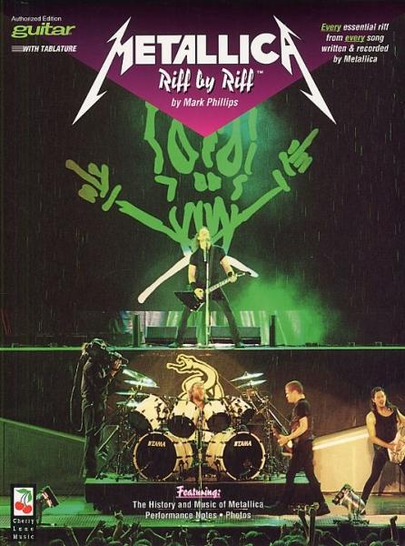 No brand Metallica Riff By Riff