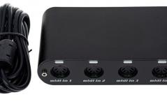 Sumator de semnal MIDI Miditech Midi 4merge USB