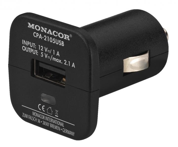Monacor CPA-2105USB