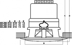 Monacor EDL-204