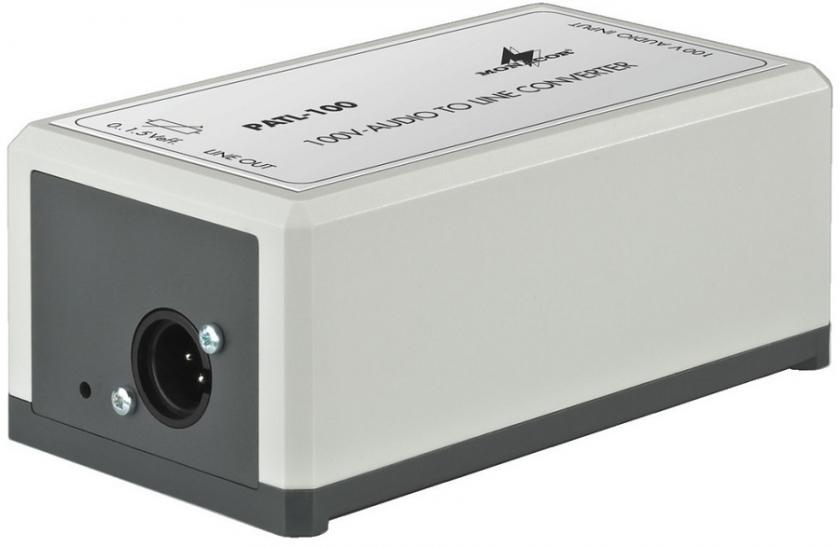 Transformator de 100 V   Monacor PATL-100