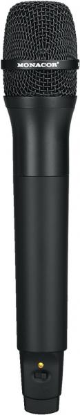 Microfon wireless dinamic cardioid Monacor TXA-100HT