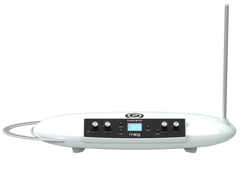 Theremin digital Moog Theremini