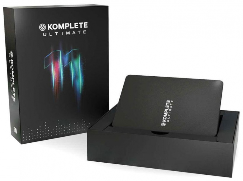 Pachet software Native Instruments Komplete 11 Ultimate
