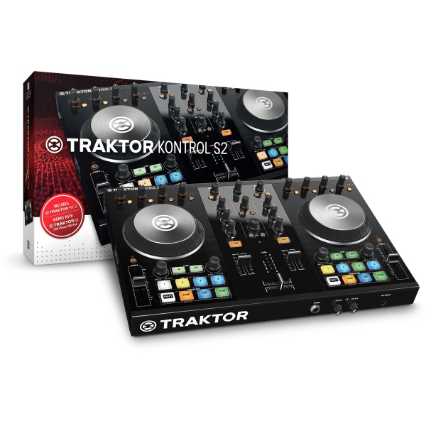 Native Instruments Native Instruments Traktor Kontrol S2 Mk2