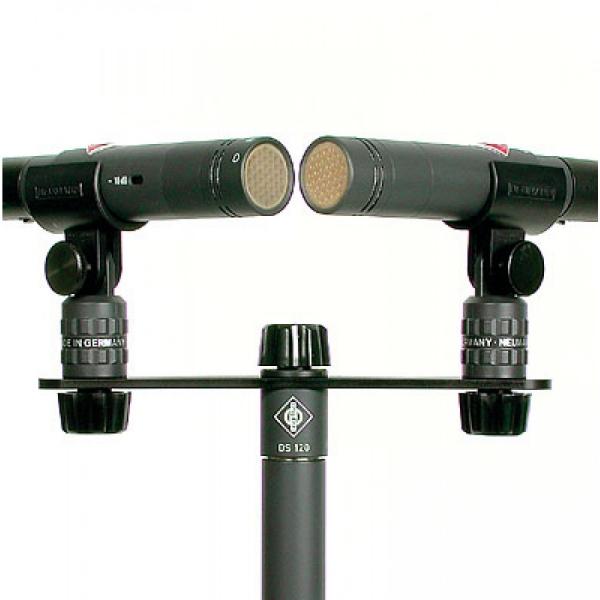 Bara de montura microfoane stereo  Neumann DS 120 double mount