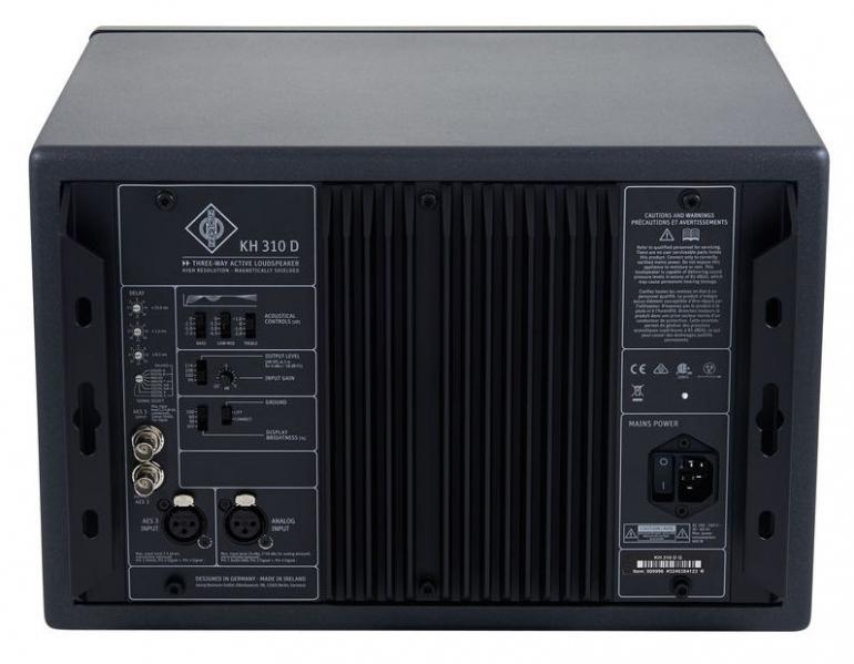 Monitor activ de studio pe 3 cai Neumann KH 310 D L G