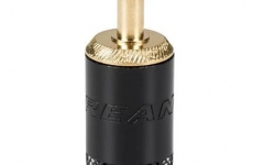 Mufa mini-jack de 3.5 mm stereo Neutrik Rean NYS 231BG-LL