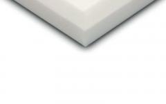 Neveon Basotect B Alb 615x615x40mm