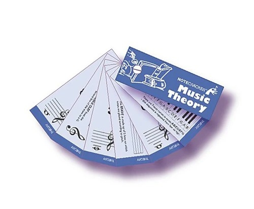 No brand Notecracker Music Theory