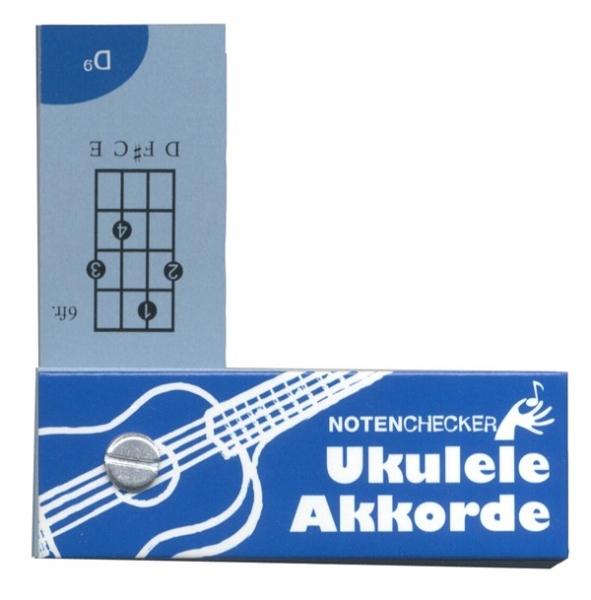 No brand Notecrackers: Ukulele Chords (German Edition)