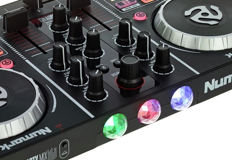 Consola DJ cu 2 canale Numark Party Mix