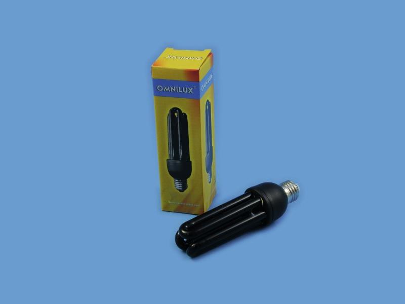 Omnilux UV ES Lamp 25W E-27 3U