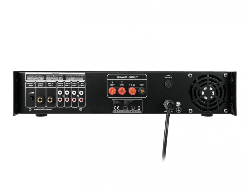 Omnitronic MP-500P PA