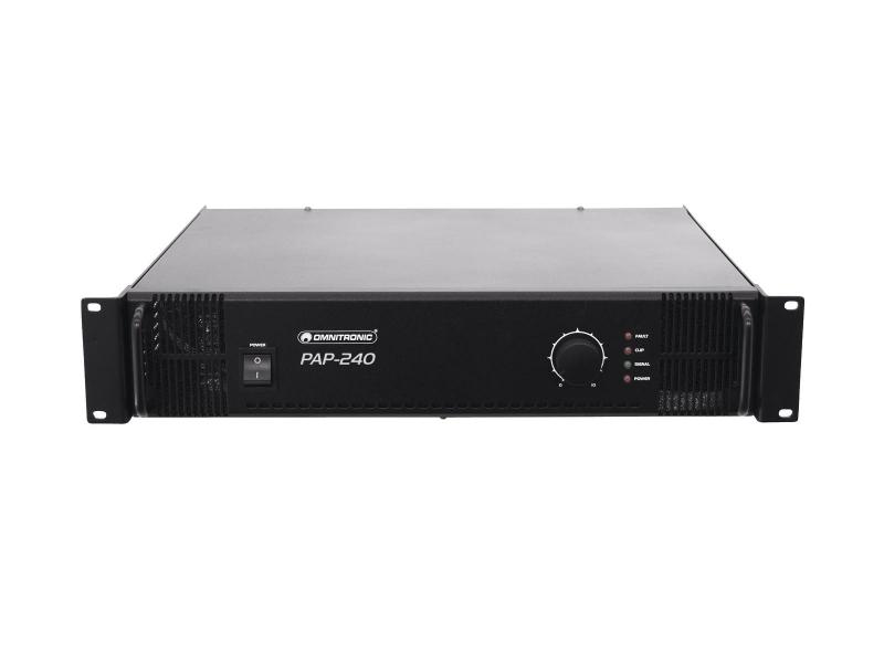 Omnitronic PAP-240