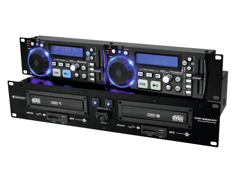 Omnitronic XDP-2800MT