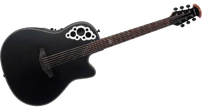 Chitara electro-acustica Ovation Elite Signature Kaki King 2078KK-5S