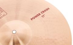 Paiste 2002 Classic 17 Power Crash